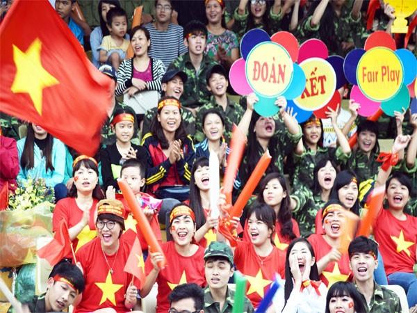 Ngày mai, khai mạc Giải bóng đá học sinh THPT Hà Nội- Báo ANTĐ lần thứ XV - 2015 ảnh 1