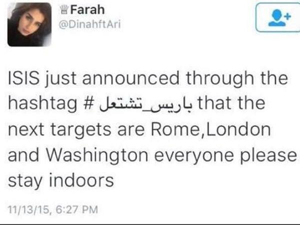 IS đe dọa tấn công London, Washington DC và Rome ảnh 1