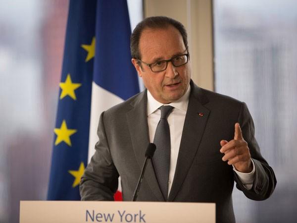 Uy tín của Tổng thống Pháp sụt giảm nghiêm trọng ảnh 1