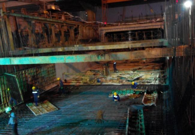 """Hai dự án hầm chui lớn nhất Thủ đô """"chạy nước rút"""" ảnh 1"""