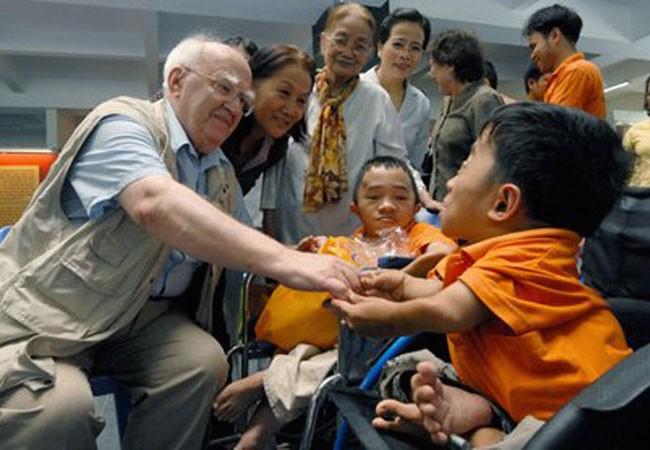 Tri ân người bạn lớn của Việt Nam ảnh 1