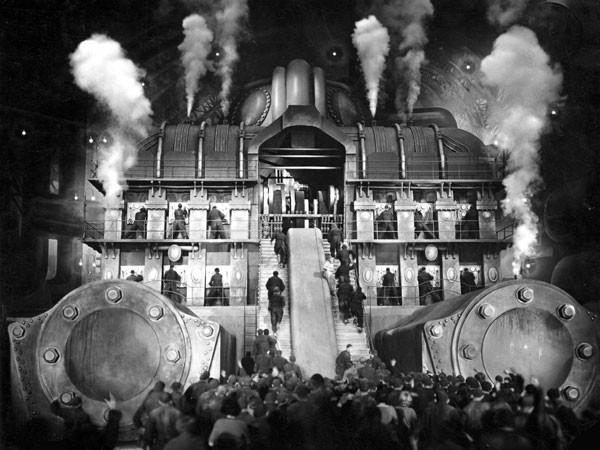 Xem lại kiệt tác điện ảnh - kiến trúc Metropolis ảnh 1