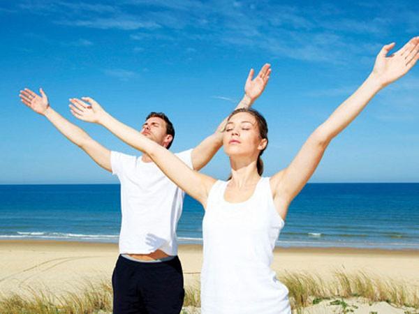 14 lợi ích bất ngờ của hít thở sâu ảnh 1