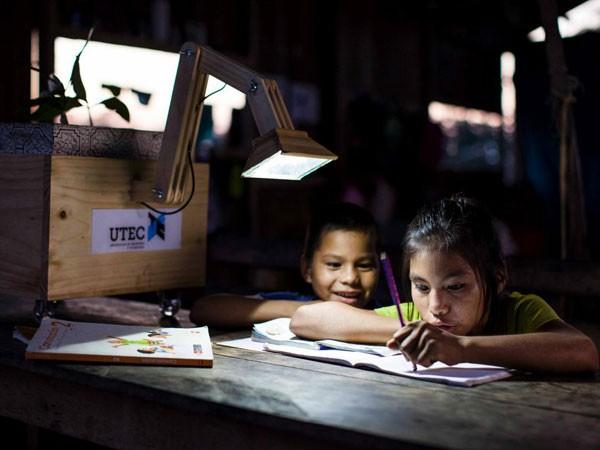 Đèn thực vật - công nghệ mới cho người nghèo ảnh 1