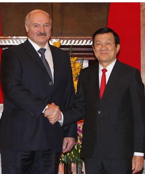 Tạo xung lực mới thúc đẩy hợp tác Việt Nam - Belarus ảnh 1