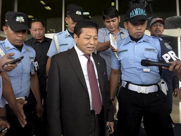 Bê bối chấn động, Chủ tịch Hạ viện Indonesia từ chức ảnh 1