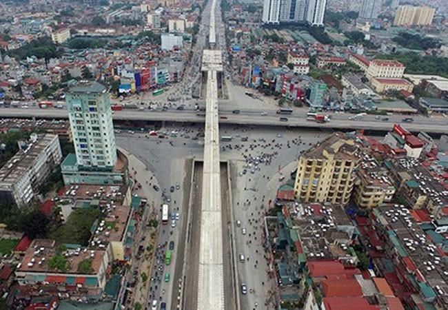 Hầm chui Thanh Xuân, Hà Nội: Công trình giao thông mở màn 2016 ảnh 1