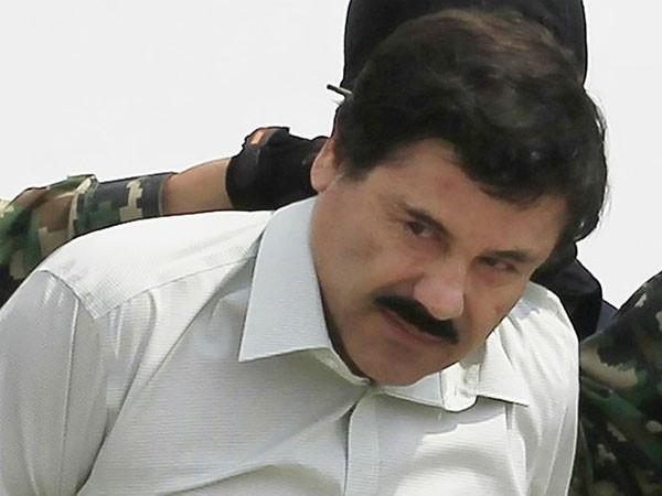 Mexico bắt lại trùm ma túy khét tiếng El Chapo ảnh 1