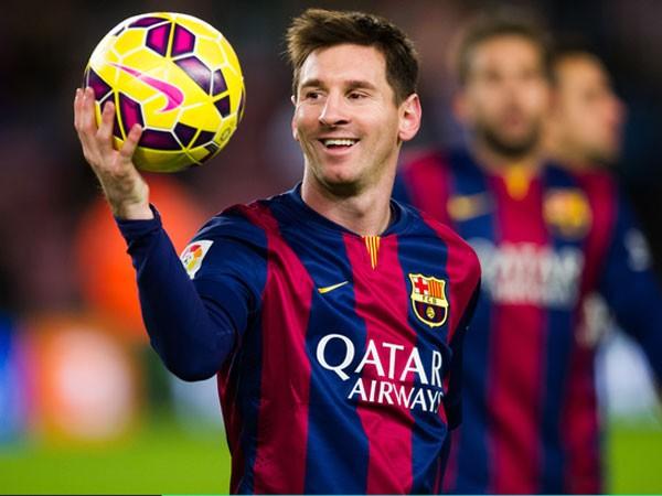 Choáng với thù lao của Messi ảnh 1