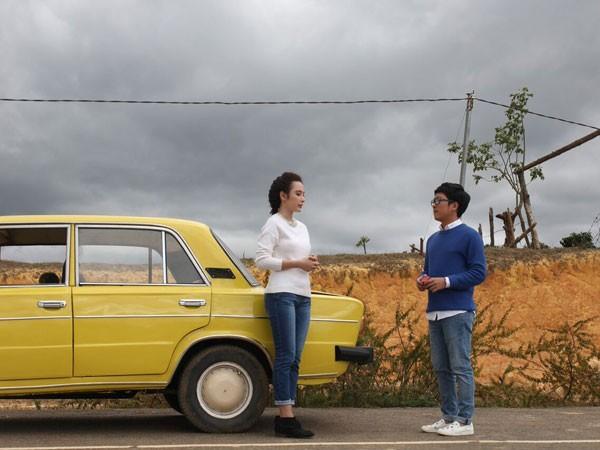"""Angela Phương Trinh đóng """"Taxi, em tên gì?"""" ảnh 1"""