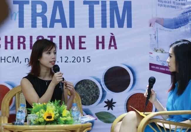 Vua đầu bếp Mỹ gốc Việt - Christine Hà: Nấu ăn bằng cả trái tim ảnh 1