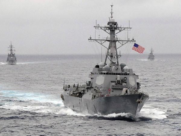 Mỹ lên án Trung Quốc vụ so sánh Biển Đông với Hawaii ảnh 1
