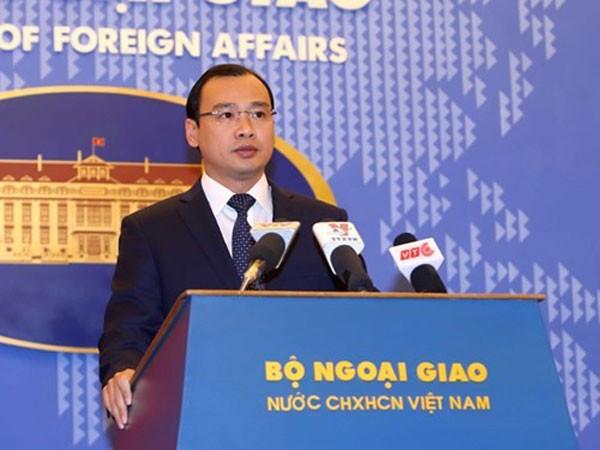 Việt Nam kiên quyết bảo vệ chủ quyền ở Biển Đông ảnh 1
