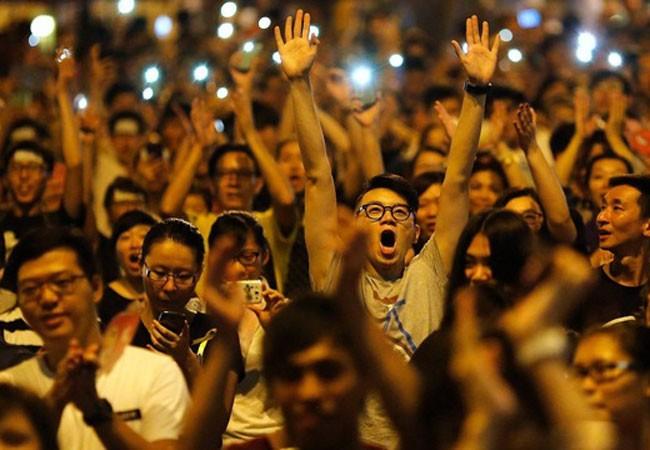 Trung Quốc cảnh báo Hồng Kông và Đài Loan ảnh 1