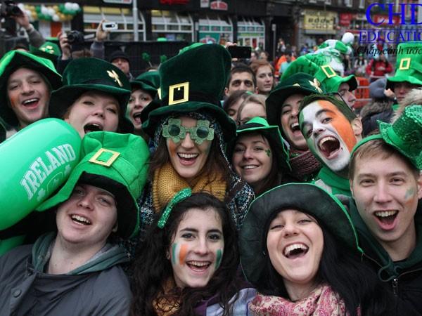 Ngày hội văn hóa Ireland 2016 ảnh 1