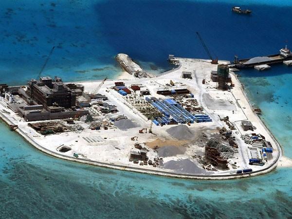 Trung Quốc tuyên bố ngang ngược, lộ rõ dã tâm độc chiếm Biển Đông ảnh 1