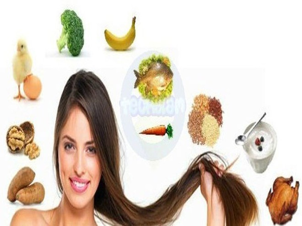 8 loại thực phẩm giúp tóc dài nhanh hơn ảnh 1