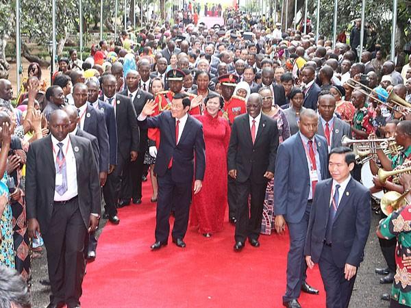 Việt Nam thúc đẩy hợp tác đầu tư vào các nước Đông Phi ảnh 1