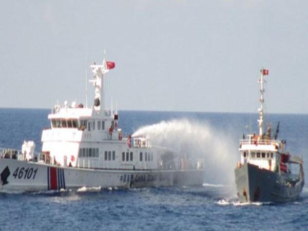 Giải pháp ngăn đụng độ trên Biển Đông ảnh 1