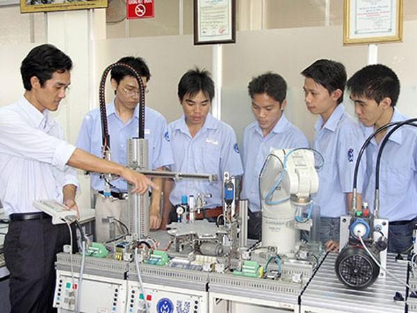 Các trường nghề cần phối hợp chặt chẽ với doanh nghiệp ảnh 1