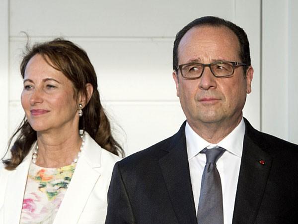 Tổng thống Pháp nói về tình cũ ảnh 1