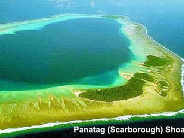 Mỹ tố Trung Quốc nhăm nhe cải tạo bãi cạn Scarborough ảnh 1