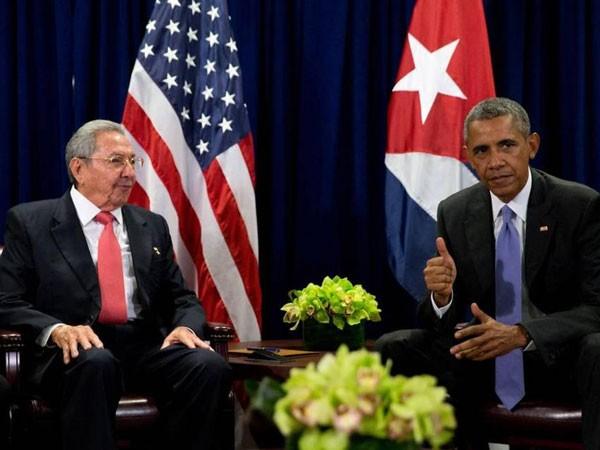 Chuyến thăm lịch sử trong quan hệ Mỹ - Cuba ảnh 1