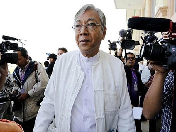 Tổng thống mới của Myanmar có kế hoạch hủy bỏ 15/36 bộ ảnh 1