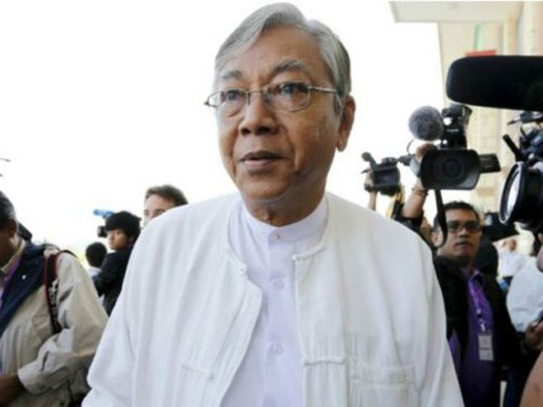 Những điều chưa biết về tân Tổng thống Myanmar ảnh 1