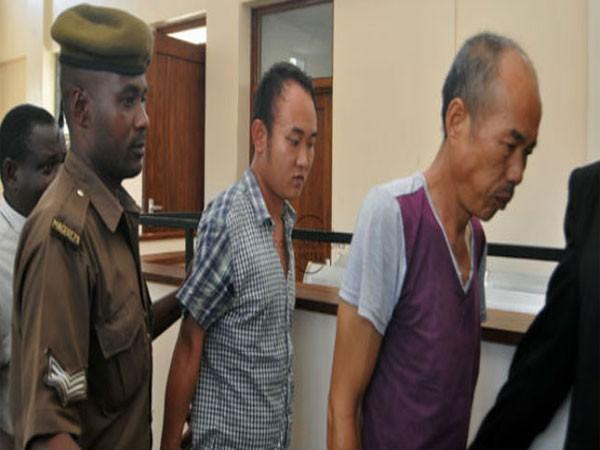 2 người Trung Quốc bị phạt 46 triệu USD vì săn trộm ngà voi ảnh 1