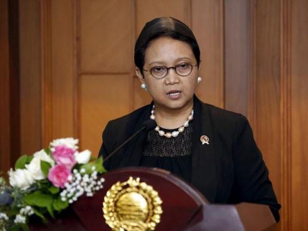 Indonesia phản đối tàu Trung Quốc xâm phạm lãnh hải ảnh 1
