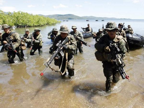 Philippines lập đơn vị đặc nhiệm trên Biển Đông ảnh 1