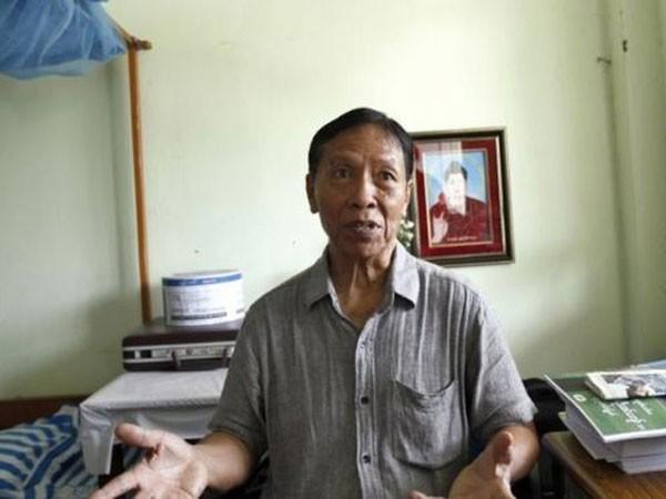 Myanmar: Bộ trưởng Tài chính tương lai dùng bằng giả ảnh 1