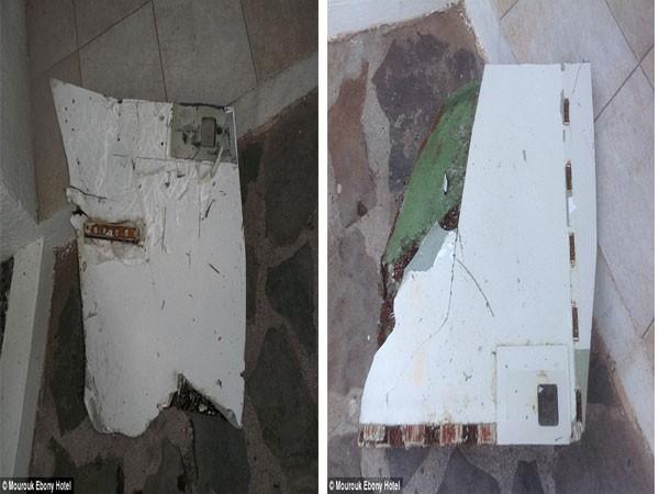 Tìm thấy mảnh vỡ nghi của máy bay MH370 ở Mauritius ảnh 1