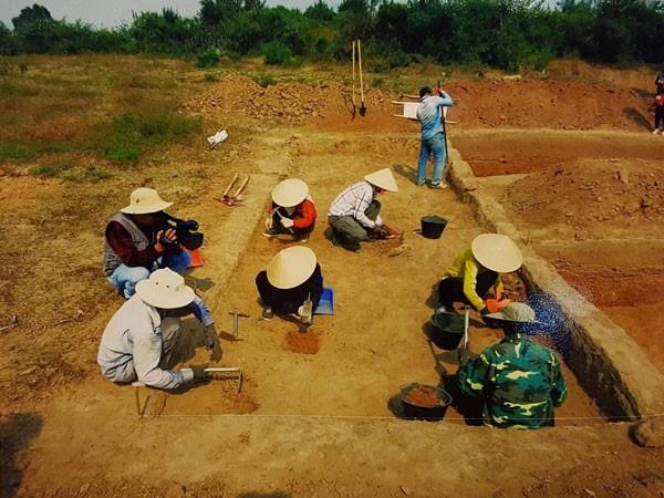 Phát hiện dấu vết người Việt cổ từ cách đây 80 vạn năm ảnh 1