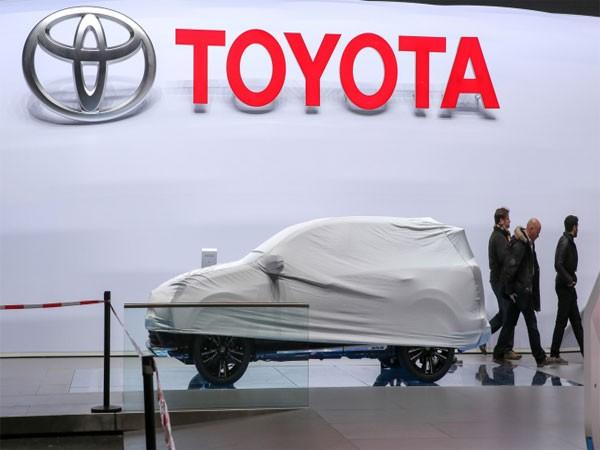 Hãng Toyota tạm ngừng sản xuất do động đất ảnh 1