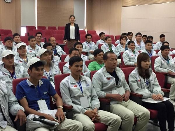 Hàn Quốc mở cửa trở lại đối với lao động Việt Nam