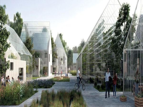 Ý tưởng về ngôi làng sinh thái khép kín