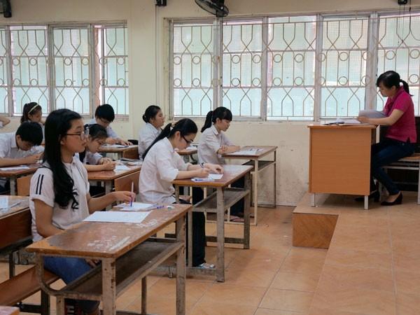Các điểm thi phải đảm bảo điều kiện tốt nhất cho thí sinh