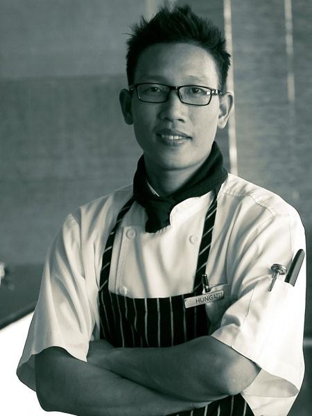 """Hungazit Nguyễn và """"Trái tim của chef"""""""