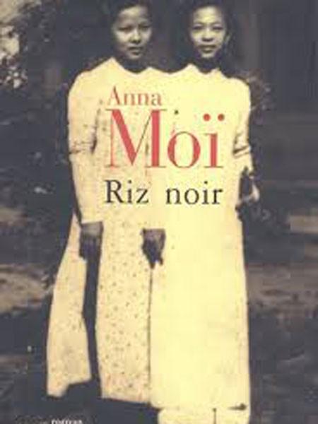 """""""Lúa đen"""" tác phẩm của Anna Moi được nhà xuất bản Gallimard ấn hành"""