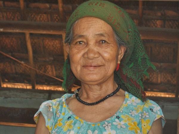 Bà Mí Thi nói về việc mũi tên độc bị thất truyền sau ngày chồng mình chết