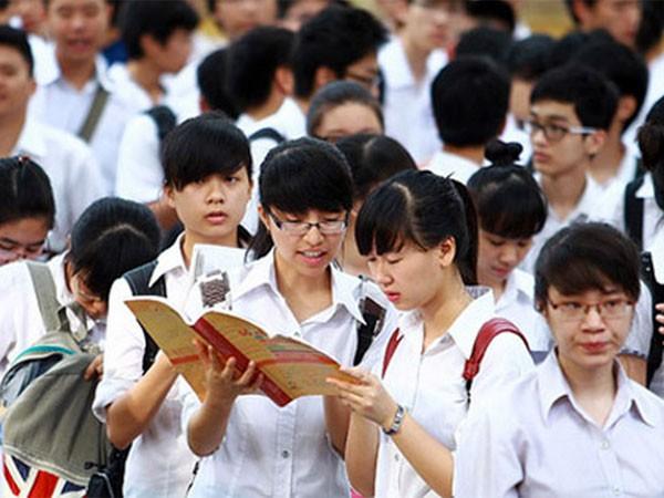 Hôm nay, 900.000 thí sinh dự thi THPT quốc gia