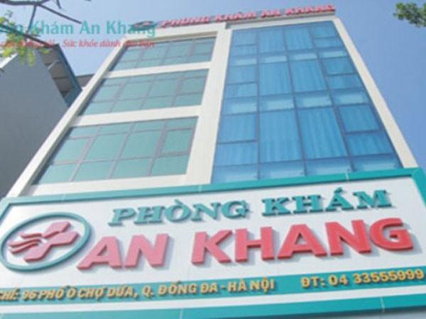 Phòng khám An Khang bị xử phạt hơn 100 triệu đồng vì nhiều vi phạm