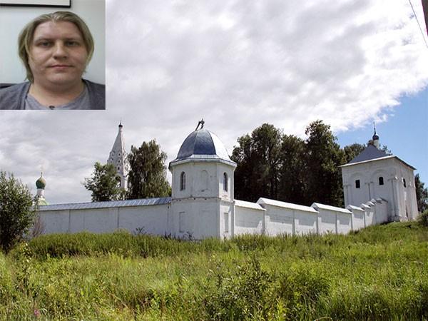 Alexander bị tình nghi đã sát hại linh mục Daniil và tu viện ở Pereslavl-Zalessky