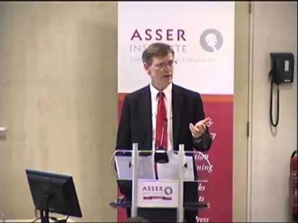 Ông Sean D.Murphy, Giáo sư Luật, thành viên Ủy ban Luật quốc tế của Liên hợp quốc