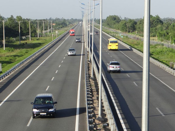 Cao tốc Bắc-Nam khi hoàn thiện sẽ dài 2.618km
