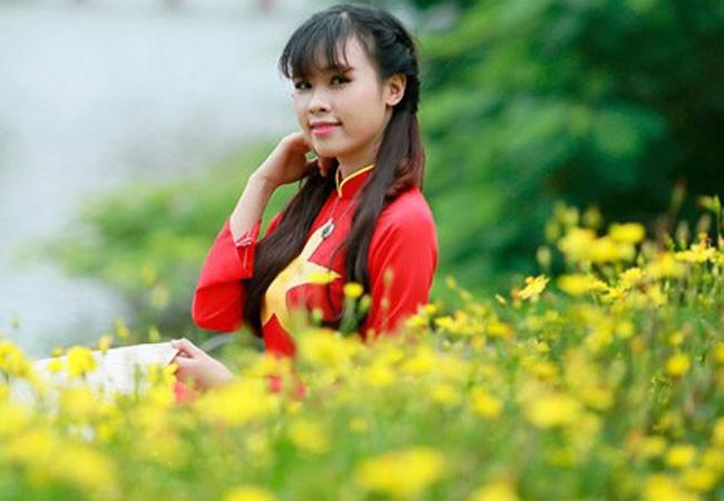Hoa khôi Sinh viên TP Hà Nội 2016
