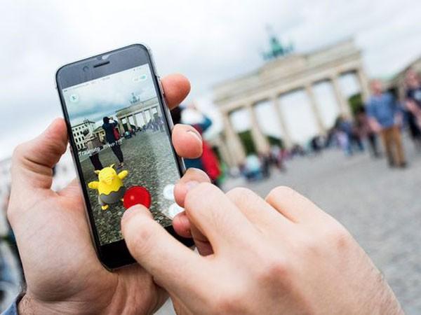 Pokemon Go đang gây sốt trên toàn cầu