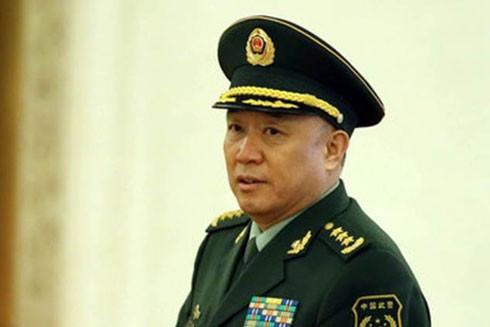 Phó tổng tham mưu trưởng quân đội Trung Quốc bị bắt vì tham nhũng